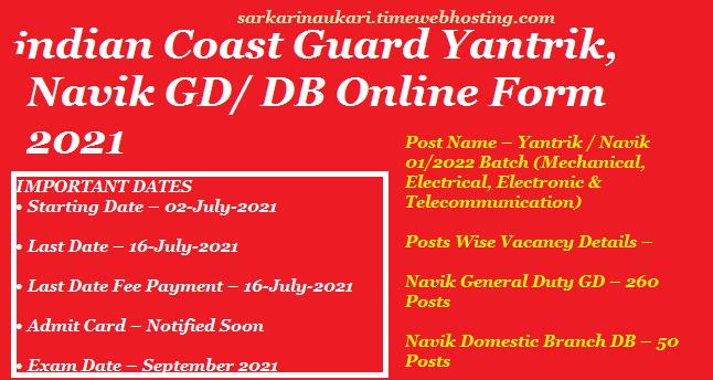 Indian Coast Guard Yantrik