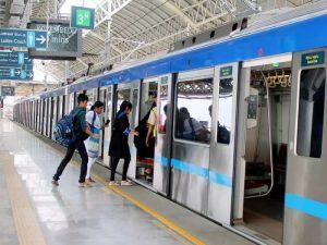 Metro Rail Jobs 2021